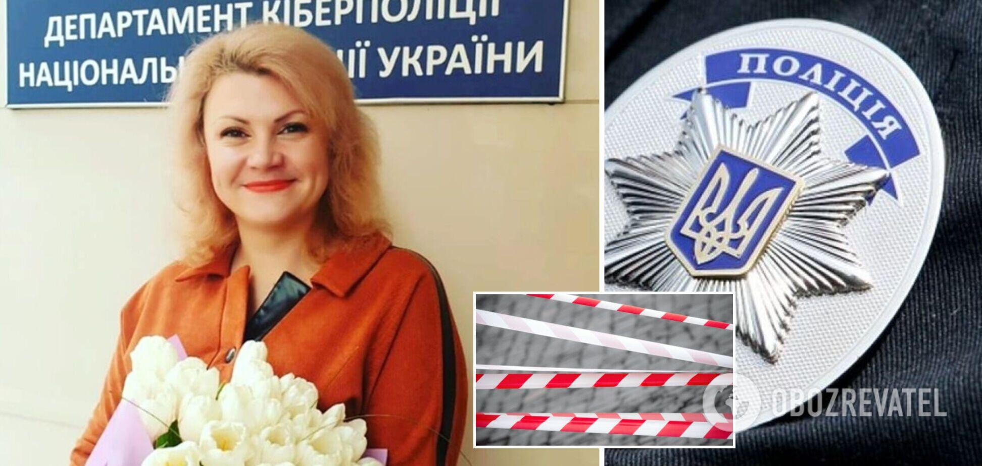 Вдарили подарованою пляшкою, потім ножем: близькі розповіли про вбиту кіберполіцейську з Києва