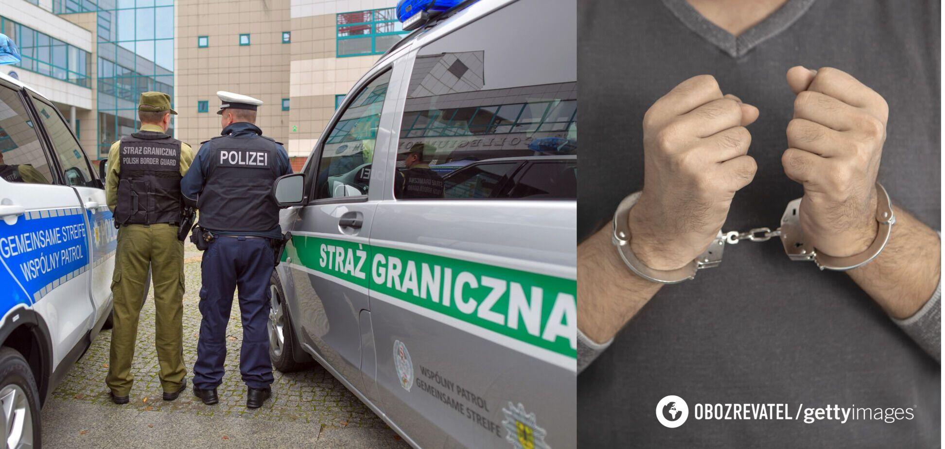 У Польщі трьох українців затримали за масштабне підроблення документів