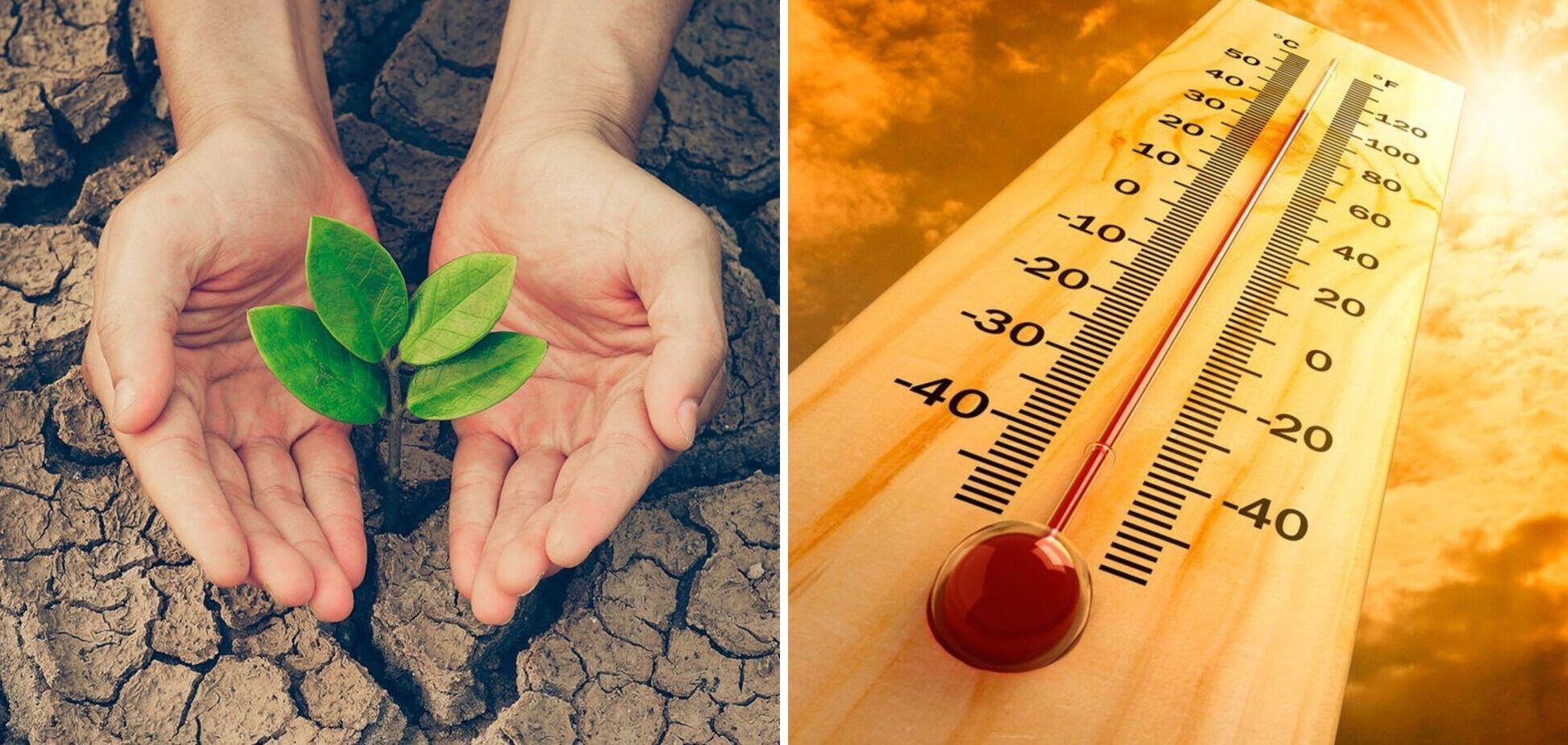 Глобальне потепління збільшить тривалість літа