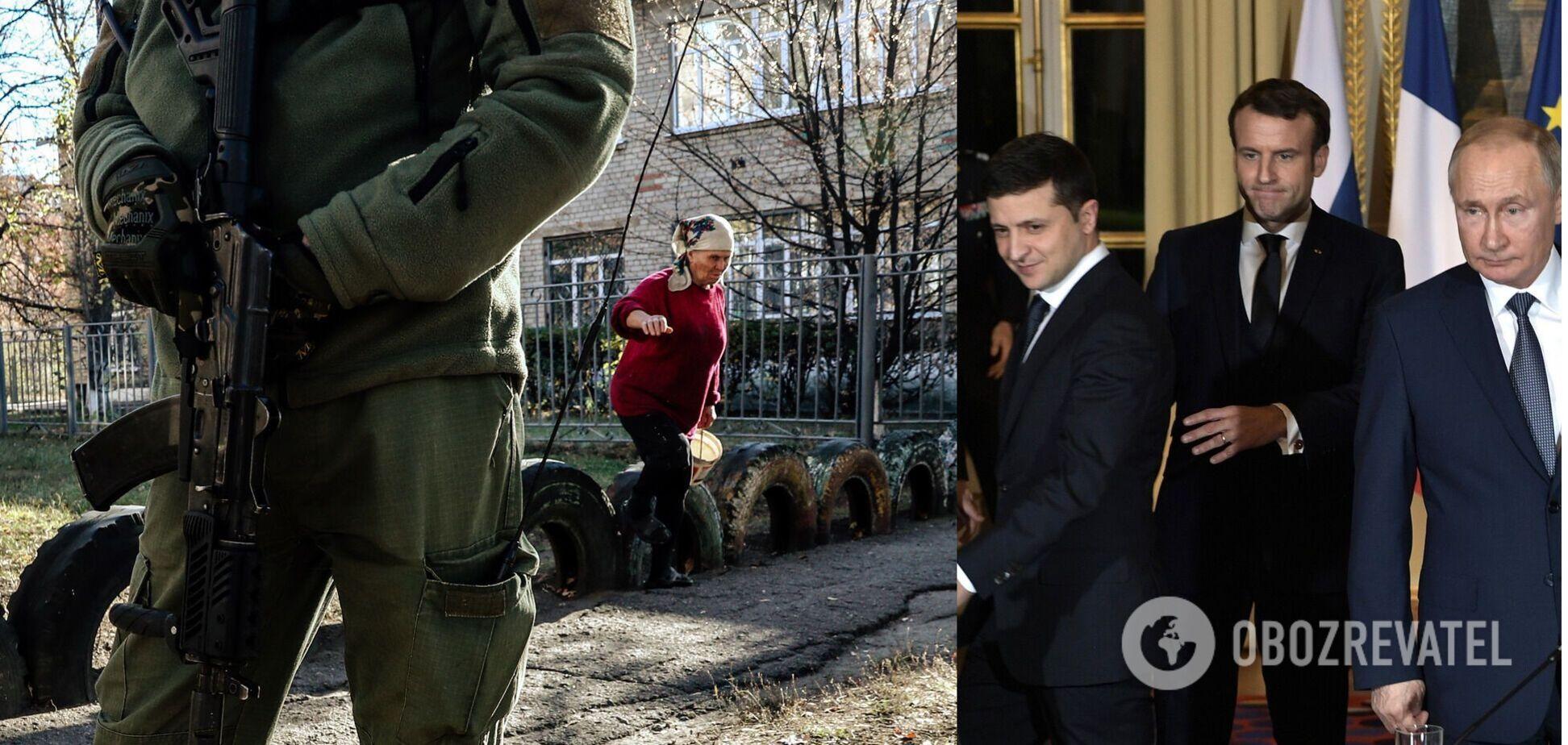 Климкин назвал две локации для переноса 'Минска'