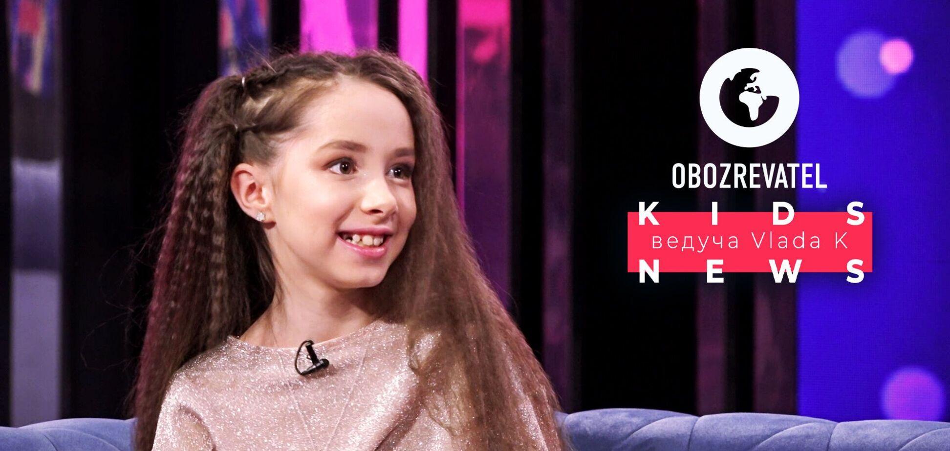 Самая невероятная экскурсия в жизнь Ани Тринчер в Kids News с Vlada K