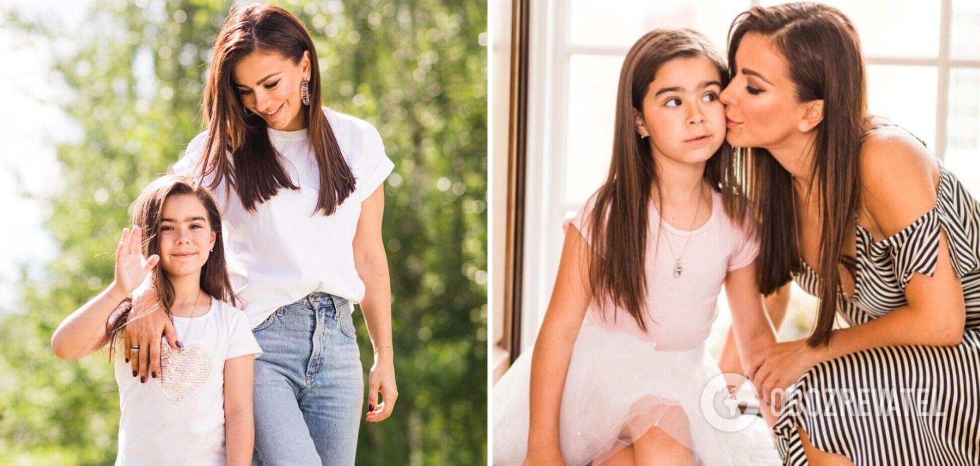 Ани Лорак умилила сеть новыми фото с подросшей дочерью