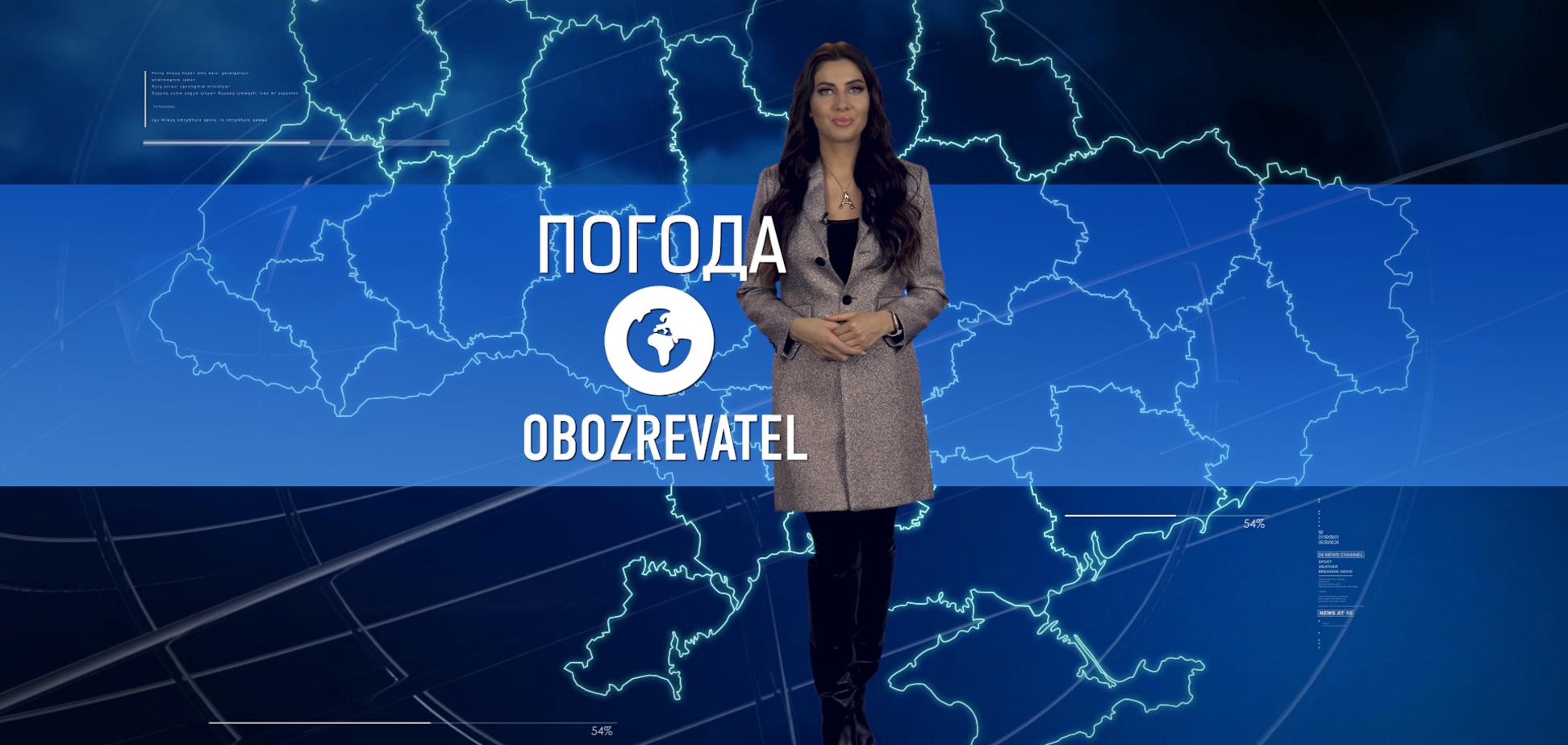 Прогноз погоди в Україні на четвер 11 березня з Алісою Мярковською