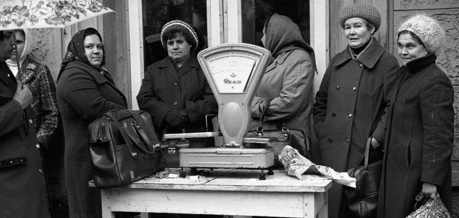 Магазини в Радянському Союзі