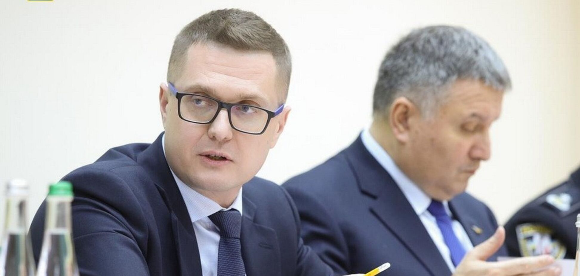 Баканов відзвітував на РНБО про кількість справ щодо державної зради і тероризму
