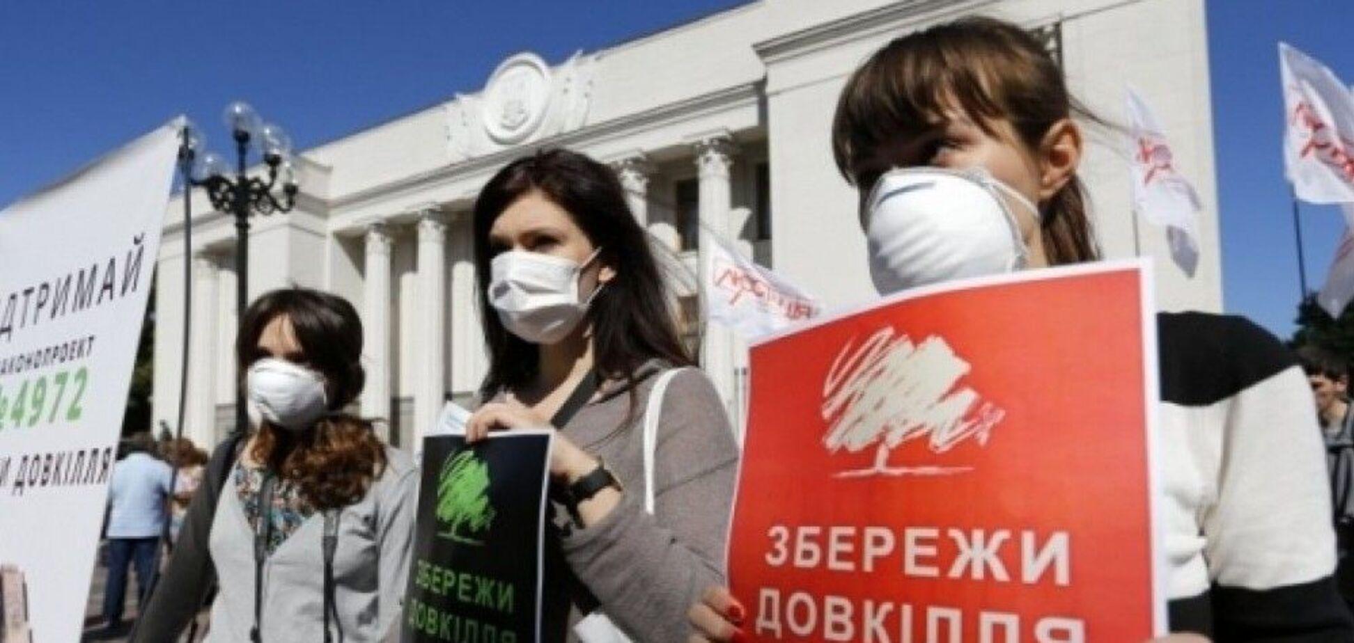В Украине разворачивается мощная имитация экологической ответственности, – эксперт