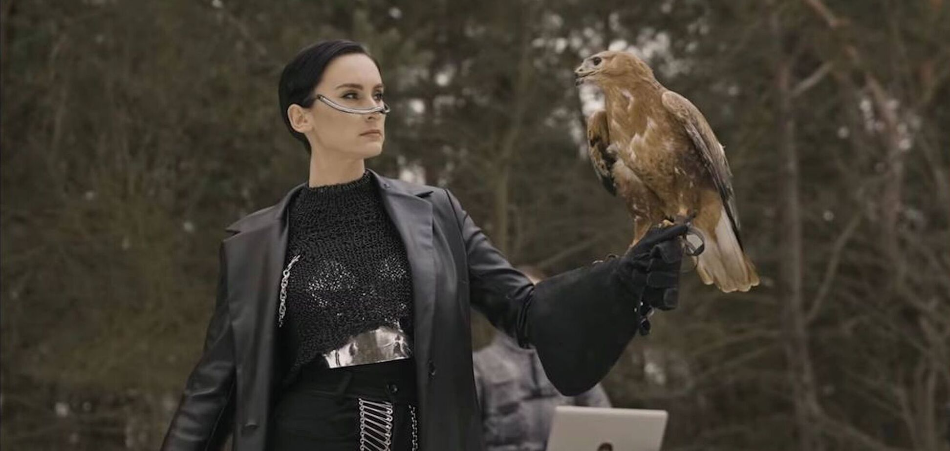 Go_A звинуватили в експлуатації червонокнижного птаха для зйомок кліпу на 'Євробачення 2021'