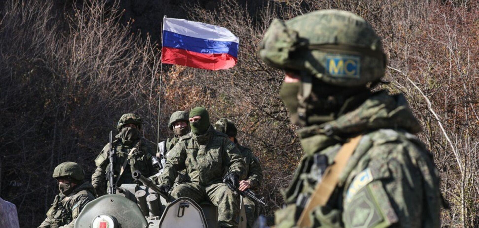 Карабахський сценарій Кремля з окупації України