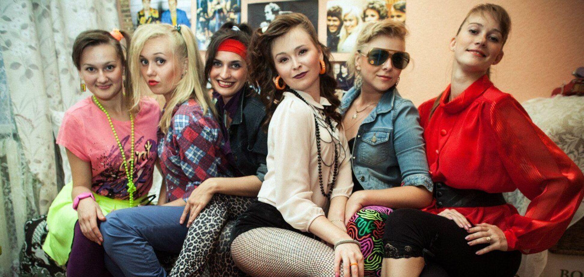 Пост-советская мода 90-х: у всех были 'варенки'?