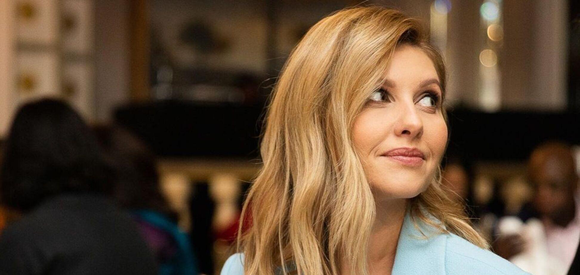 Олена Зеленська показала стильне вбрання