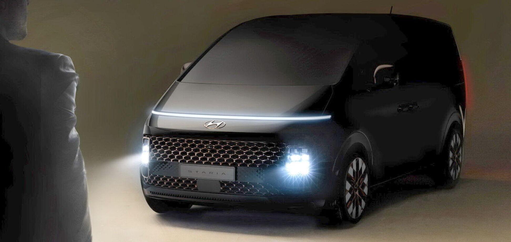 Hyundai готовит революцию среди минивенов