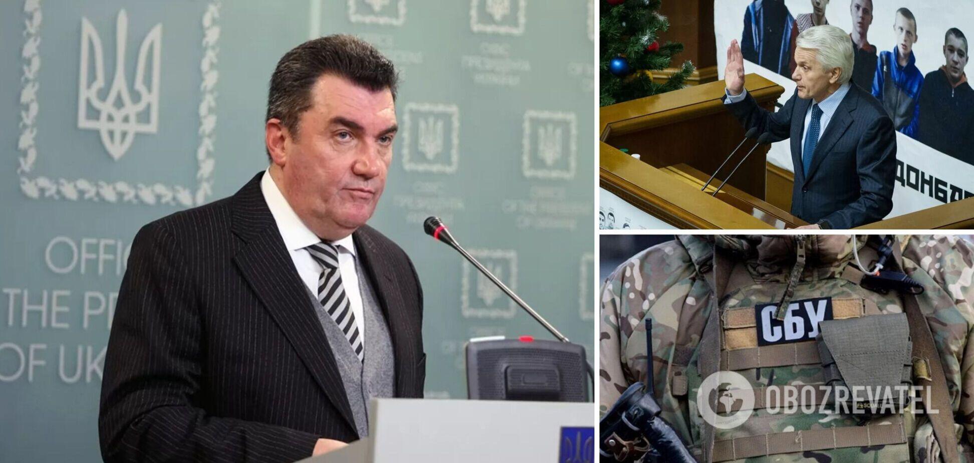 Данилов: СБУ проверит действия нардепов, ратифицировавших Харьковские соглашения в 2010 году