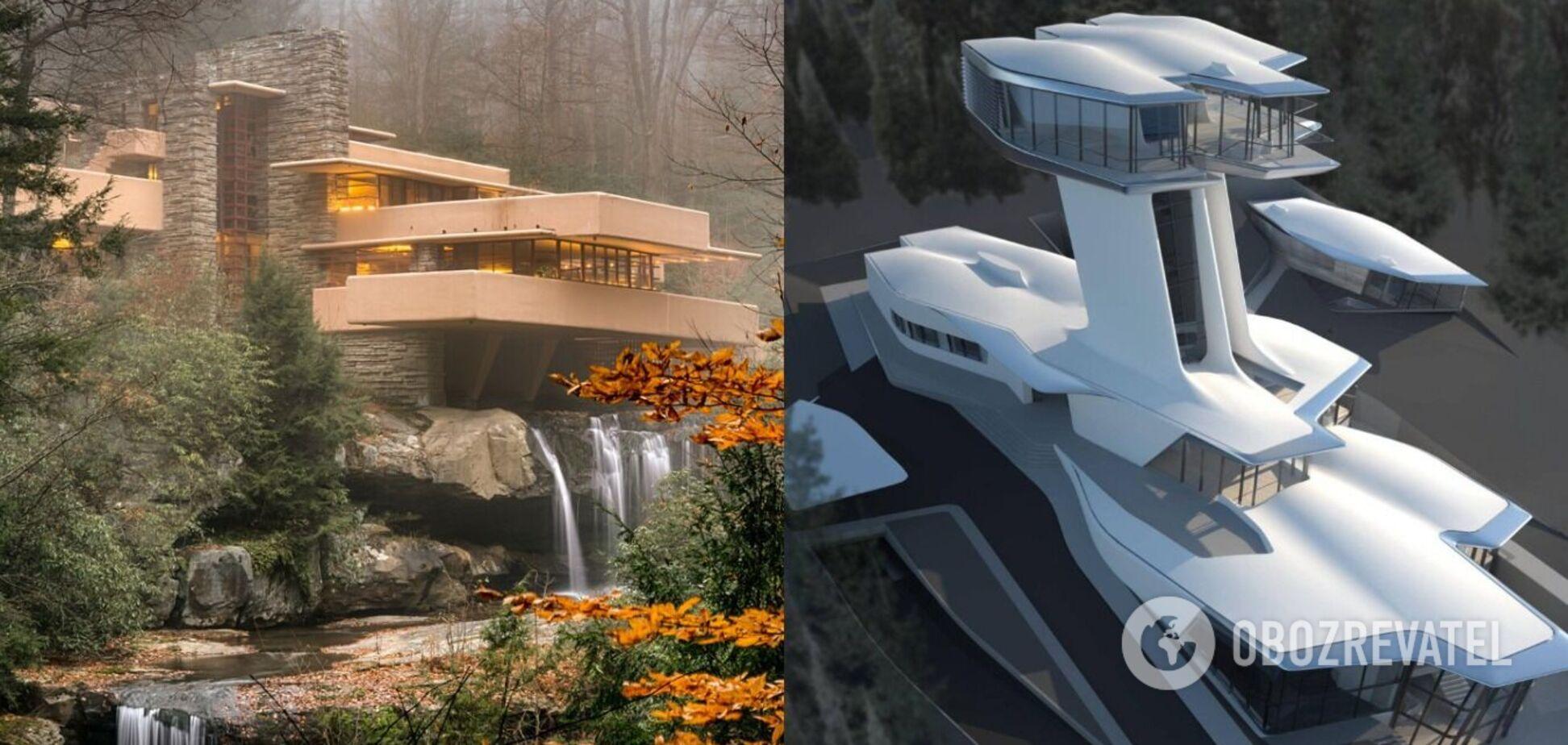 Де живуть відомі архітектори: п'ять будинків, від вигляду яких захоплює дух