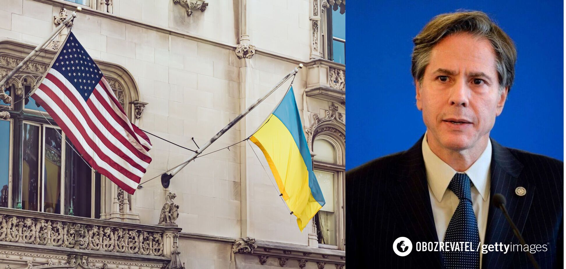 У США заявили про посилення підтримки України
