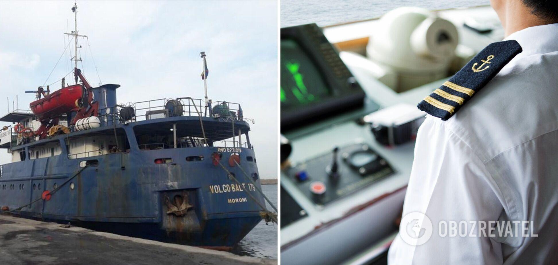 У МЗС оприлюднили імена членів екіпажу затонулого в Чорному морі судна