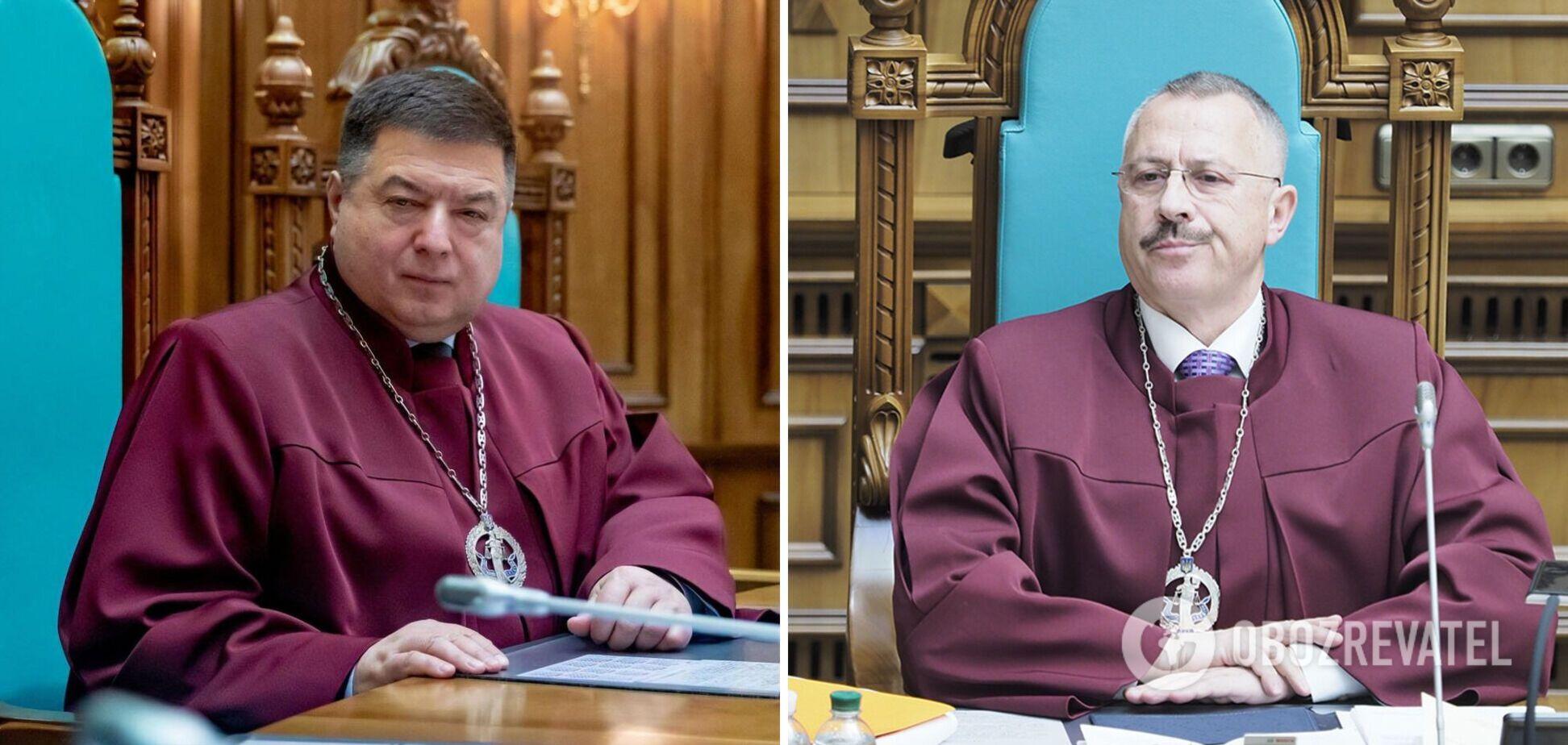 КСУ на спецзаседании 17 марта рассмотрит совершение Тупицким дисциплинарного проступка