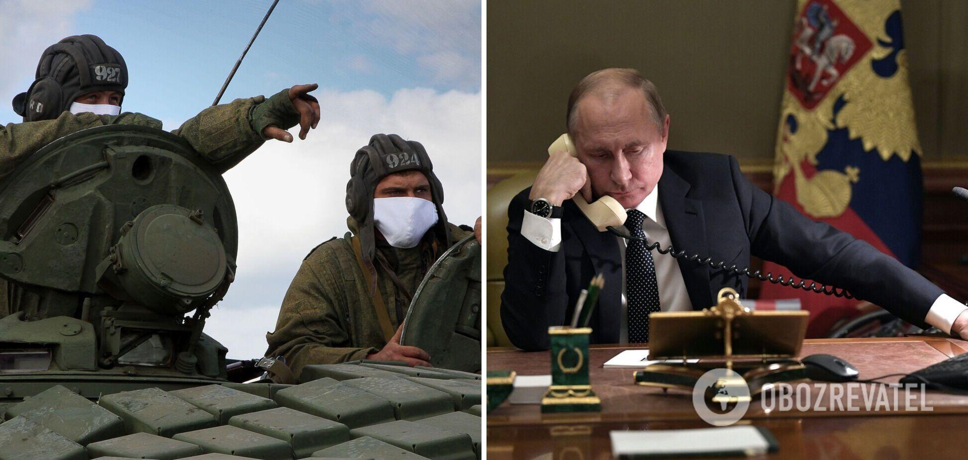 Фельгенгауер: Росія готова воювати після санкцій проти Медведчука