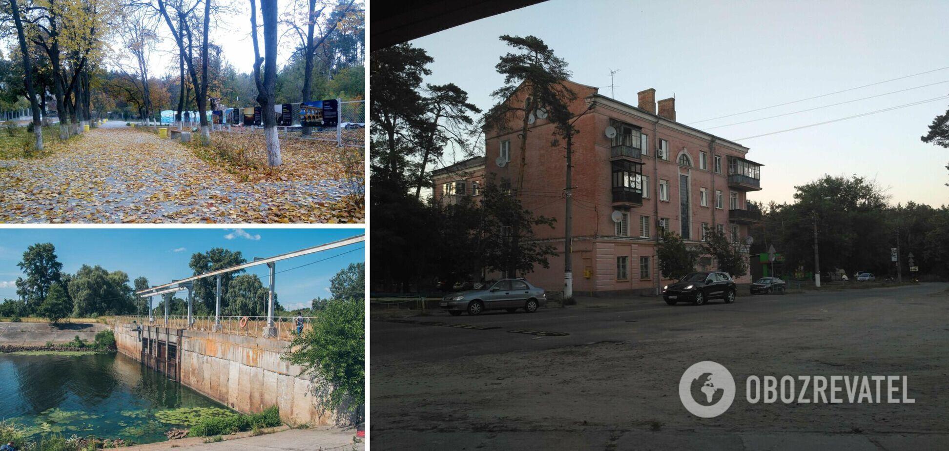 В сети показали фото 'тайного' поселка на окраине Киева