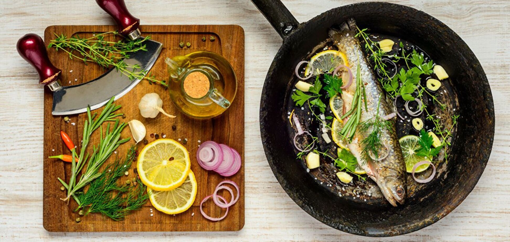 Как правильно готовить рыбу: 7 советов от шеф-поваров