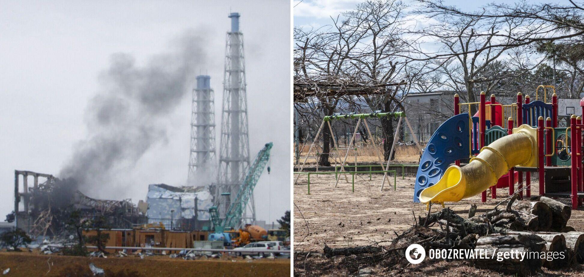 С загрязненных радиацией территорий были эвакуированы 164 тысячи человек