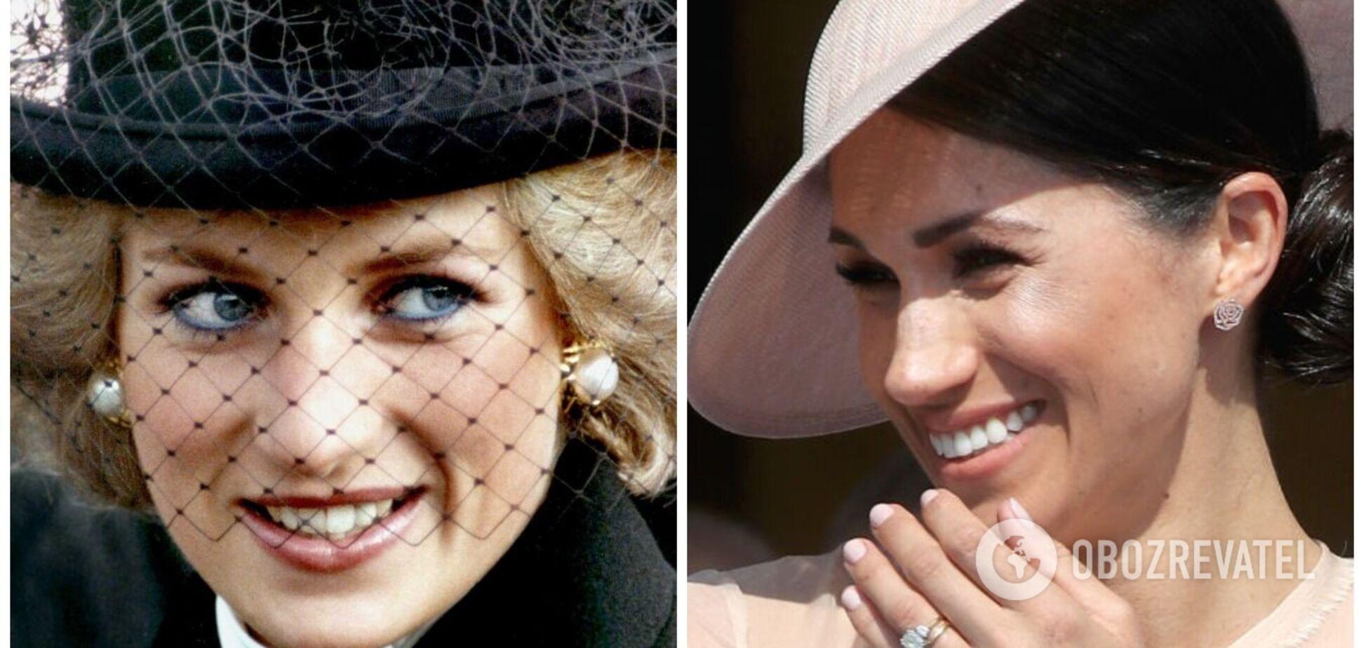 Бунтарки Меган Маркл и принцесса Диана: самые громкие скандалы при дворе