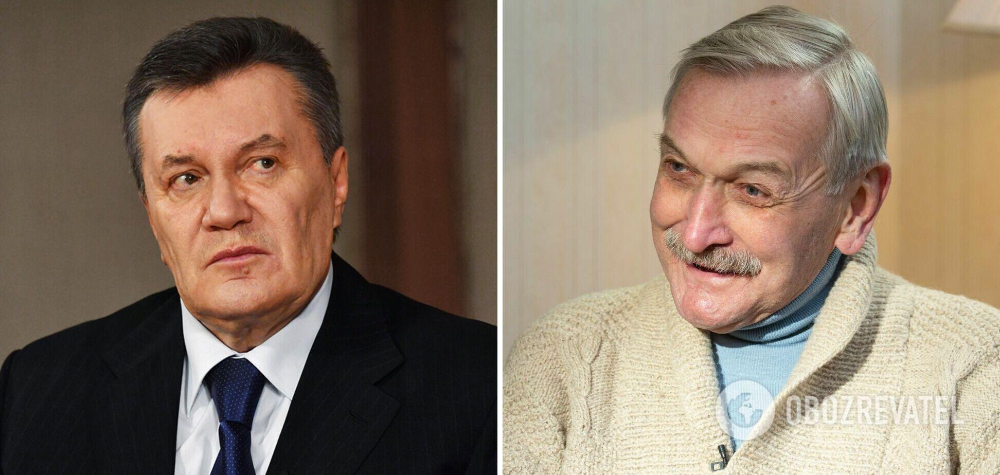 Зірка 'У бій ідуть одні 'старики' заявив, що Янукович хотів використати його відому фразу з фільму