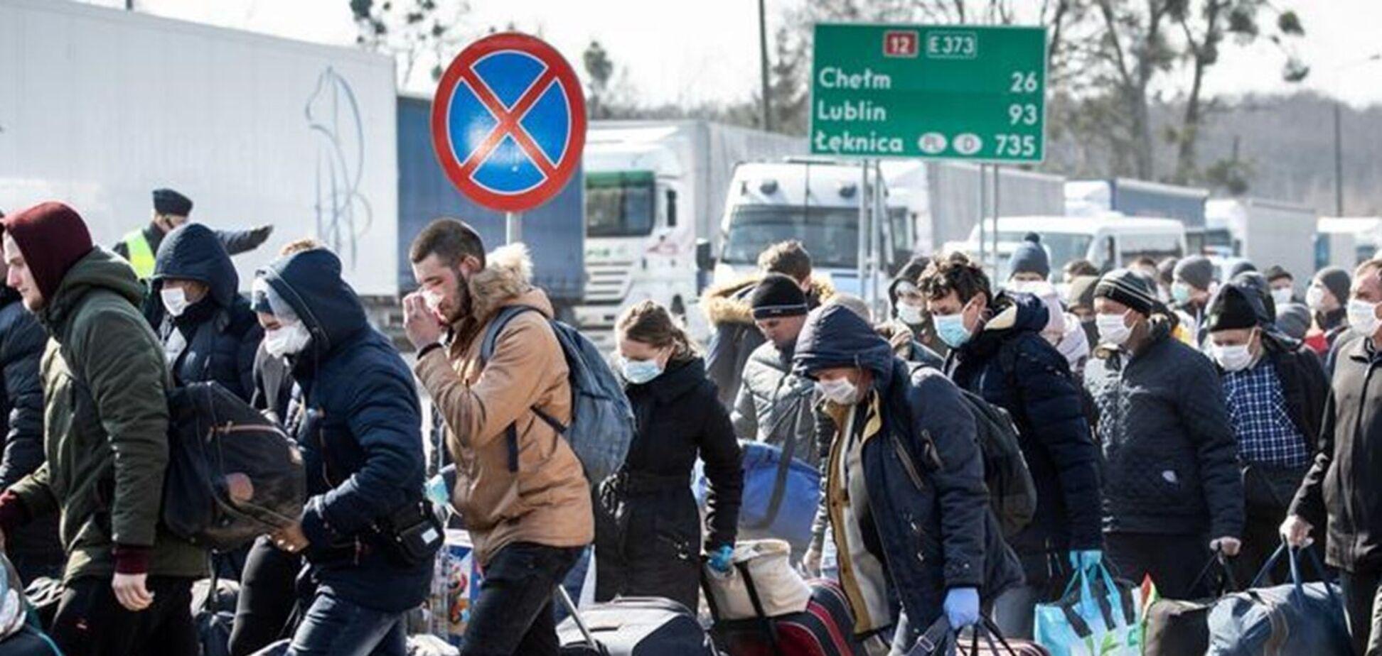 Карантин скоротив запит на українських заробітчан у Європі