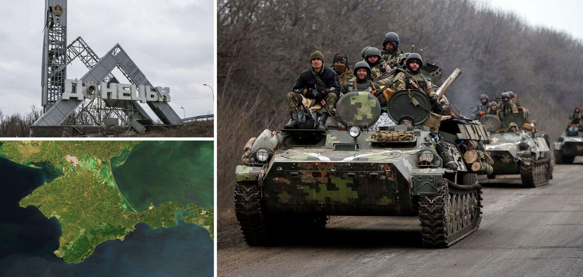 Резников: Украина никогда не подарит России Крым и Донбасс, это наша земля! Интервью