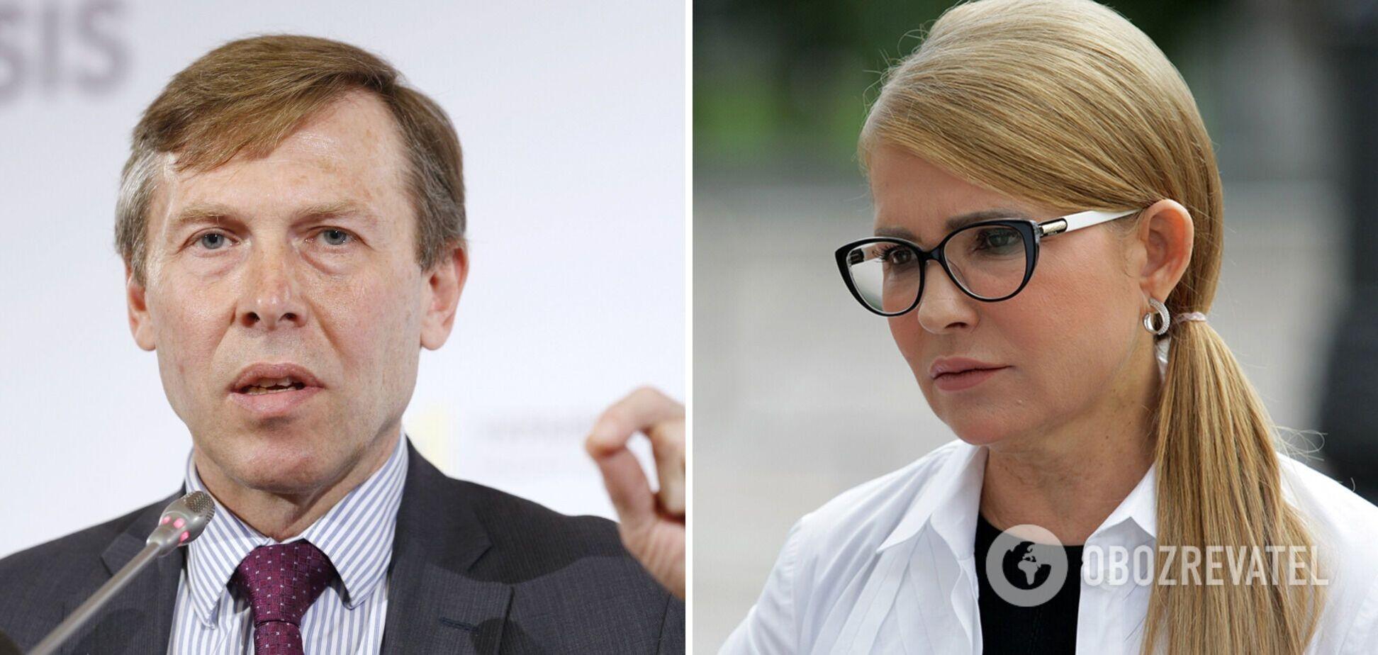 Соболев соврал о незаконности приговора Тимошенко по газовому делу