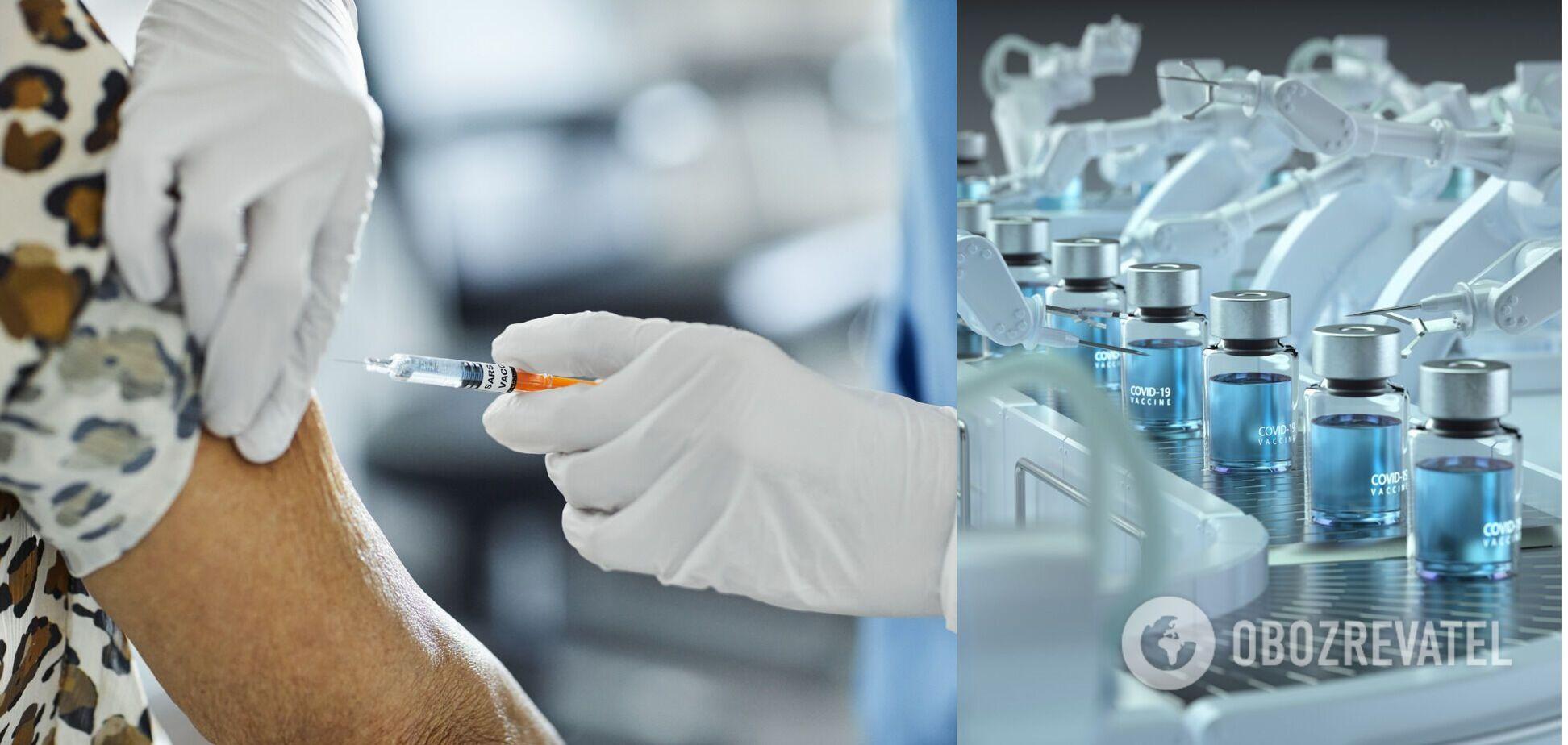 Відомий лікар закликав РНБО зайнятися проблемою з вакцинацією в Україні