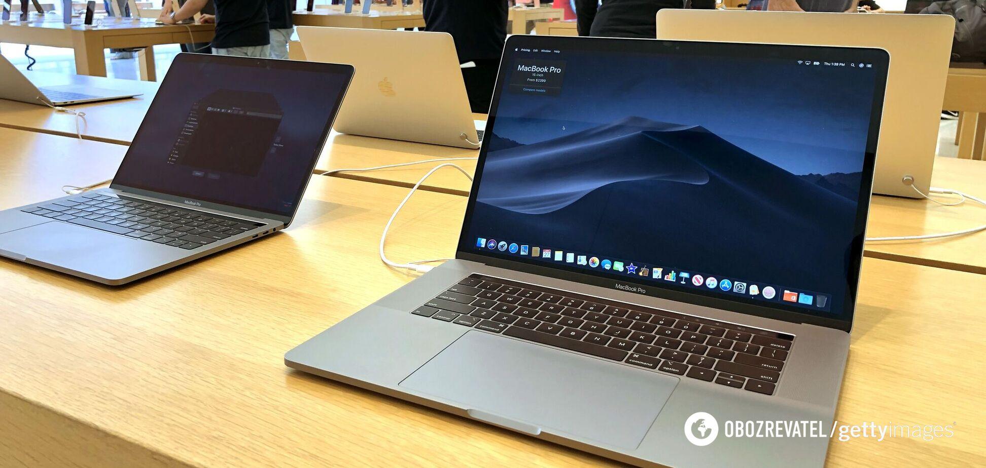 В компьютерах Apple нашли опасную уязвимость