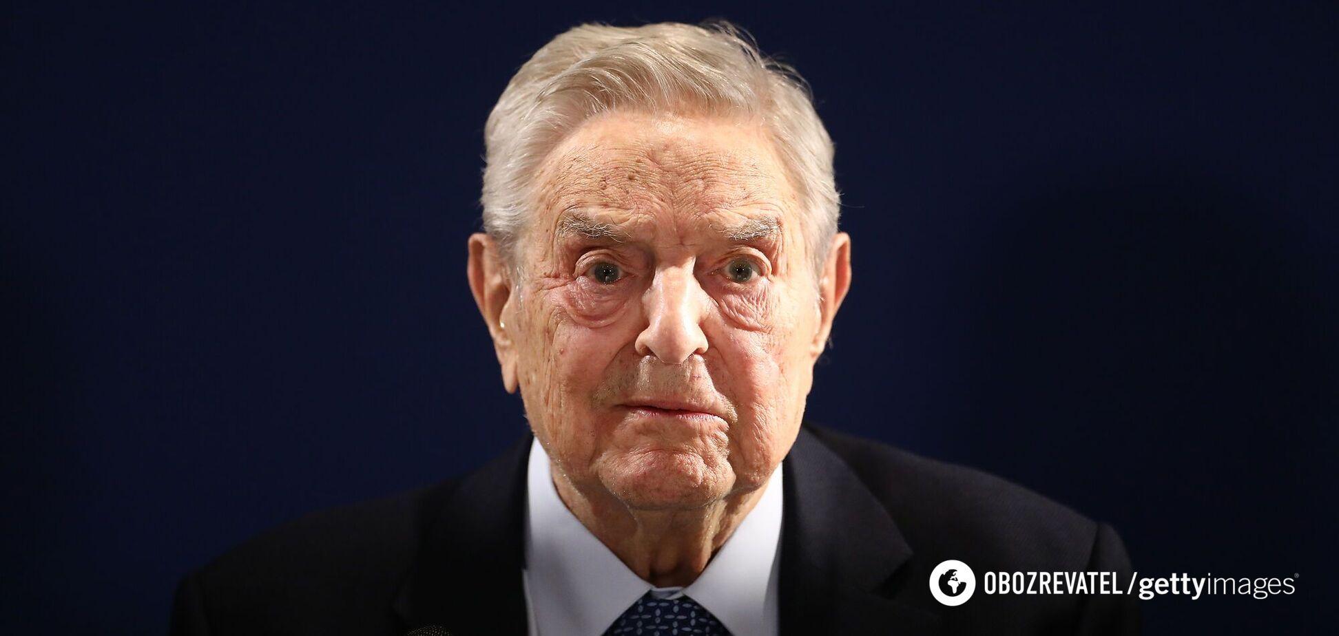 Джордж Сорос: 'Фельдмаршал' грошових потоків