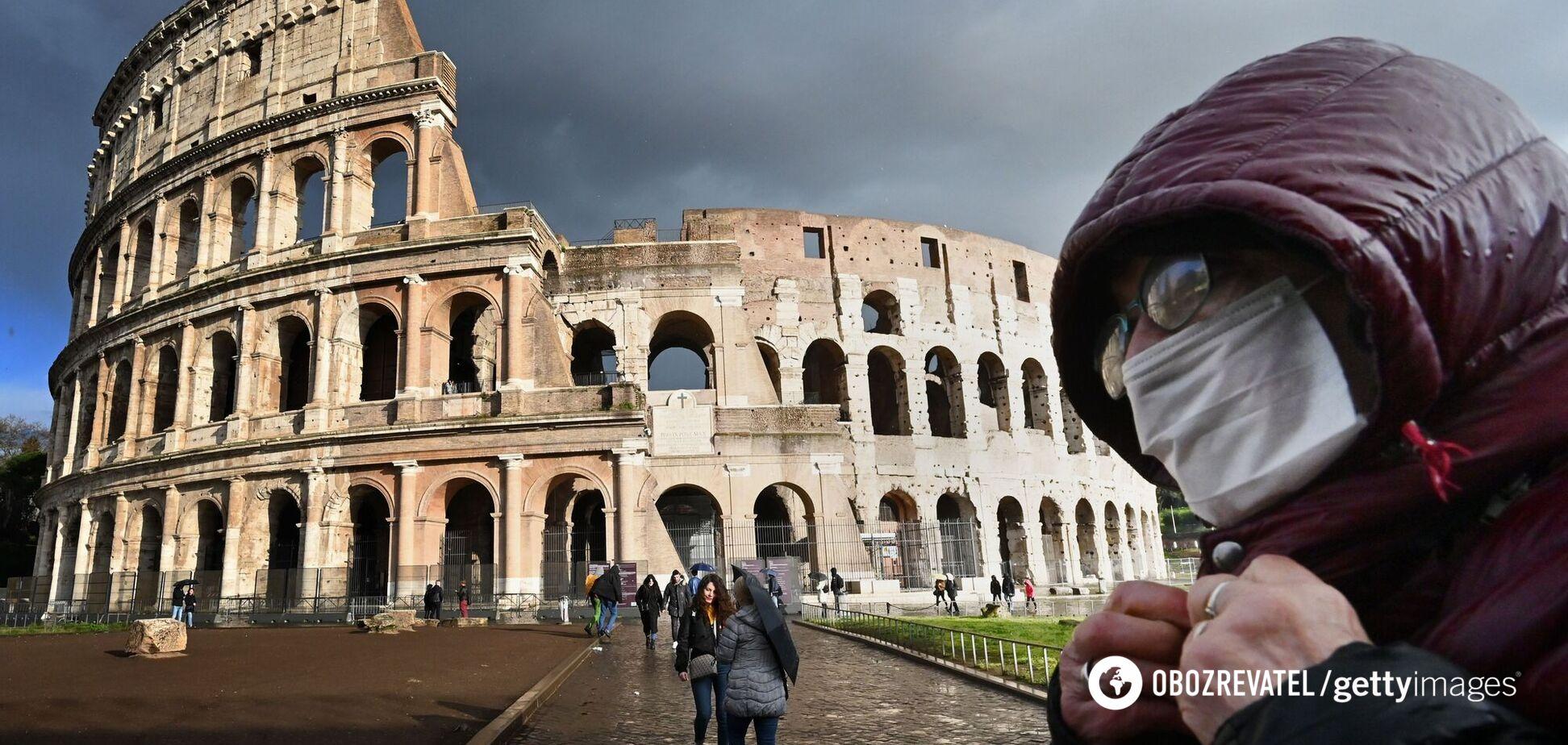 В Италии на Пасху введут локдаун – СМИ