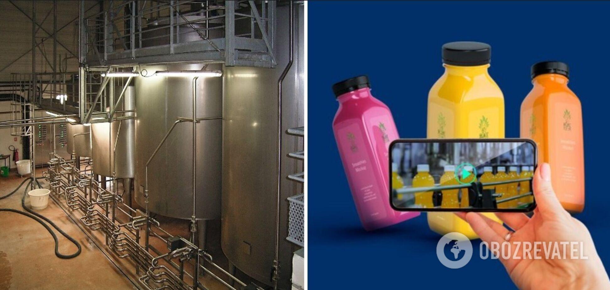 Каждый украинец может посетить заводы Danone и увидеть, как создается молочная продукция