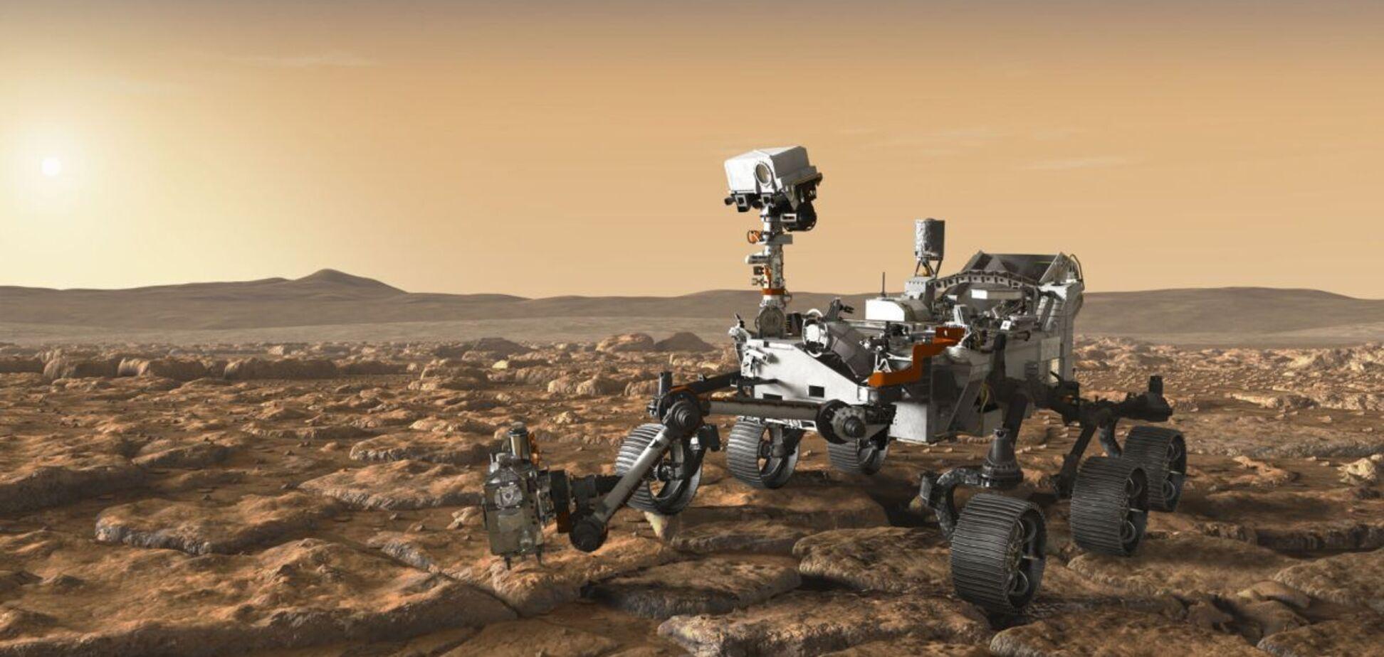 Perseverance зібрав перші зразки, які допоможуть дізнатися, чи було життя на Марсі