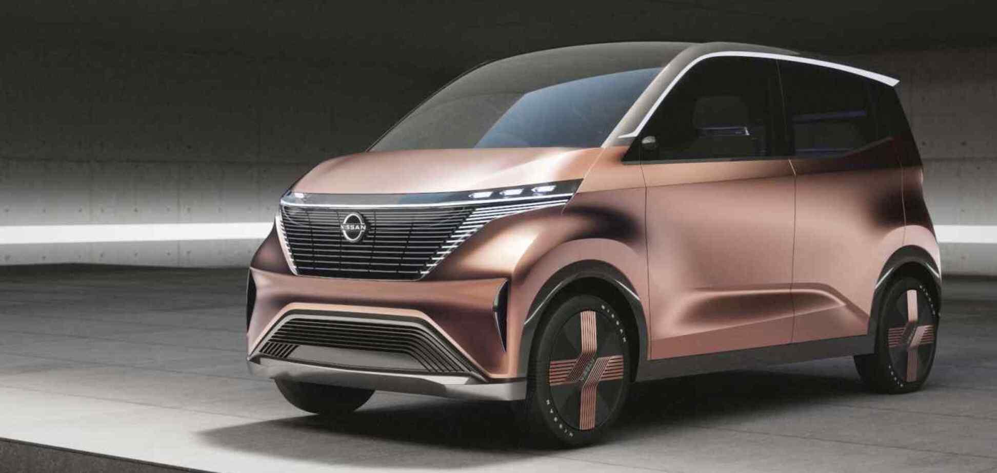 Nissan та Mitsubishi створять недорогий електромобіль
