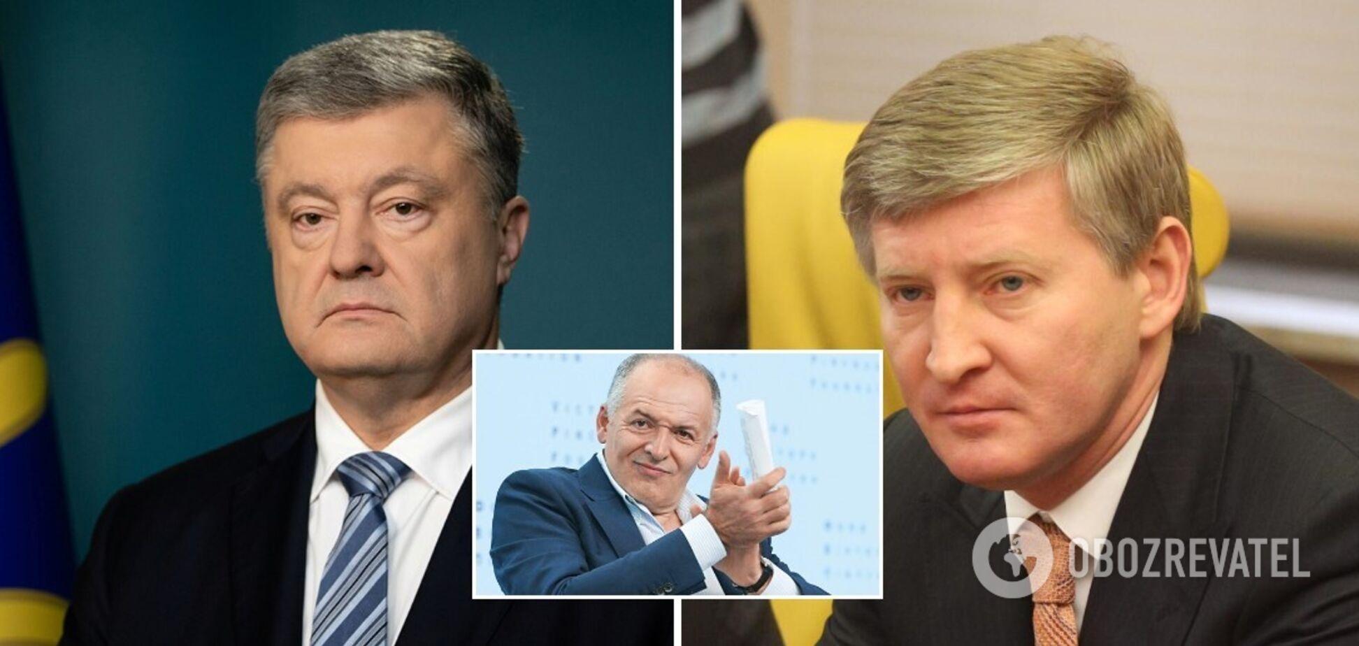 Состояния украинских миллиардеров не дотягивают до уровня 2013 года