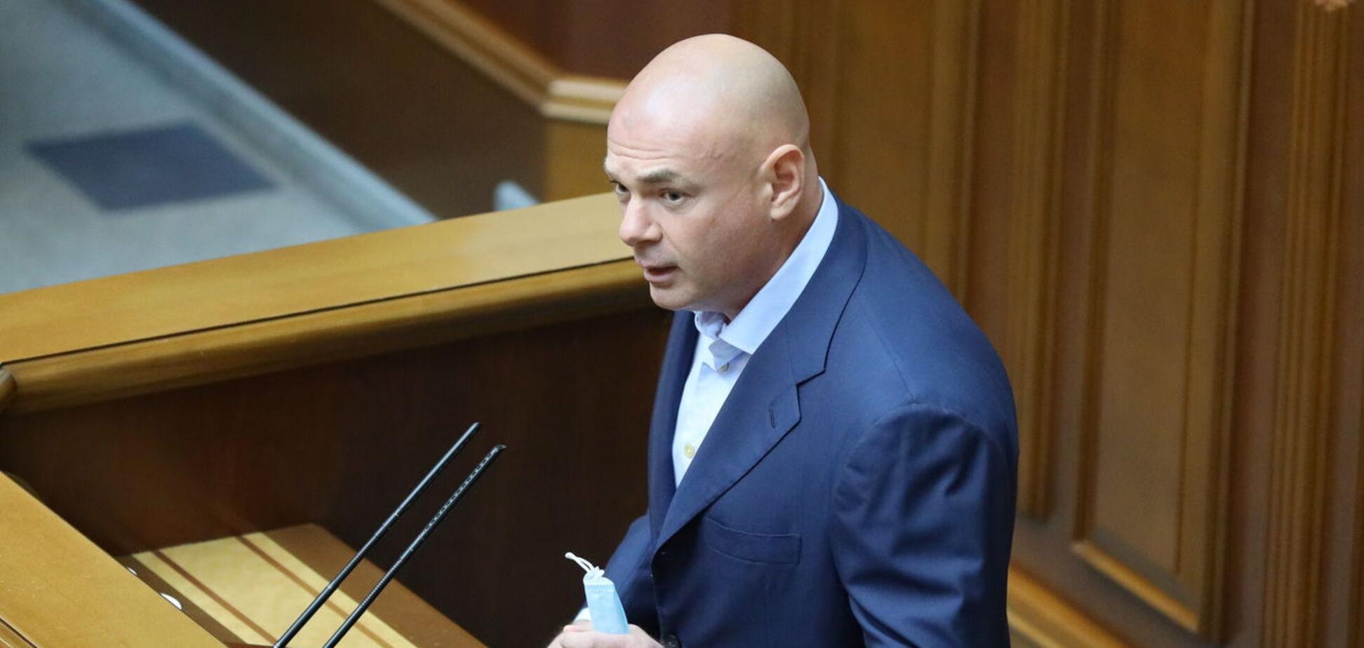 Палица раскрыл, как за Харьковские соглашения голосовали отсутствовавшие депутаты