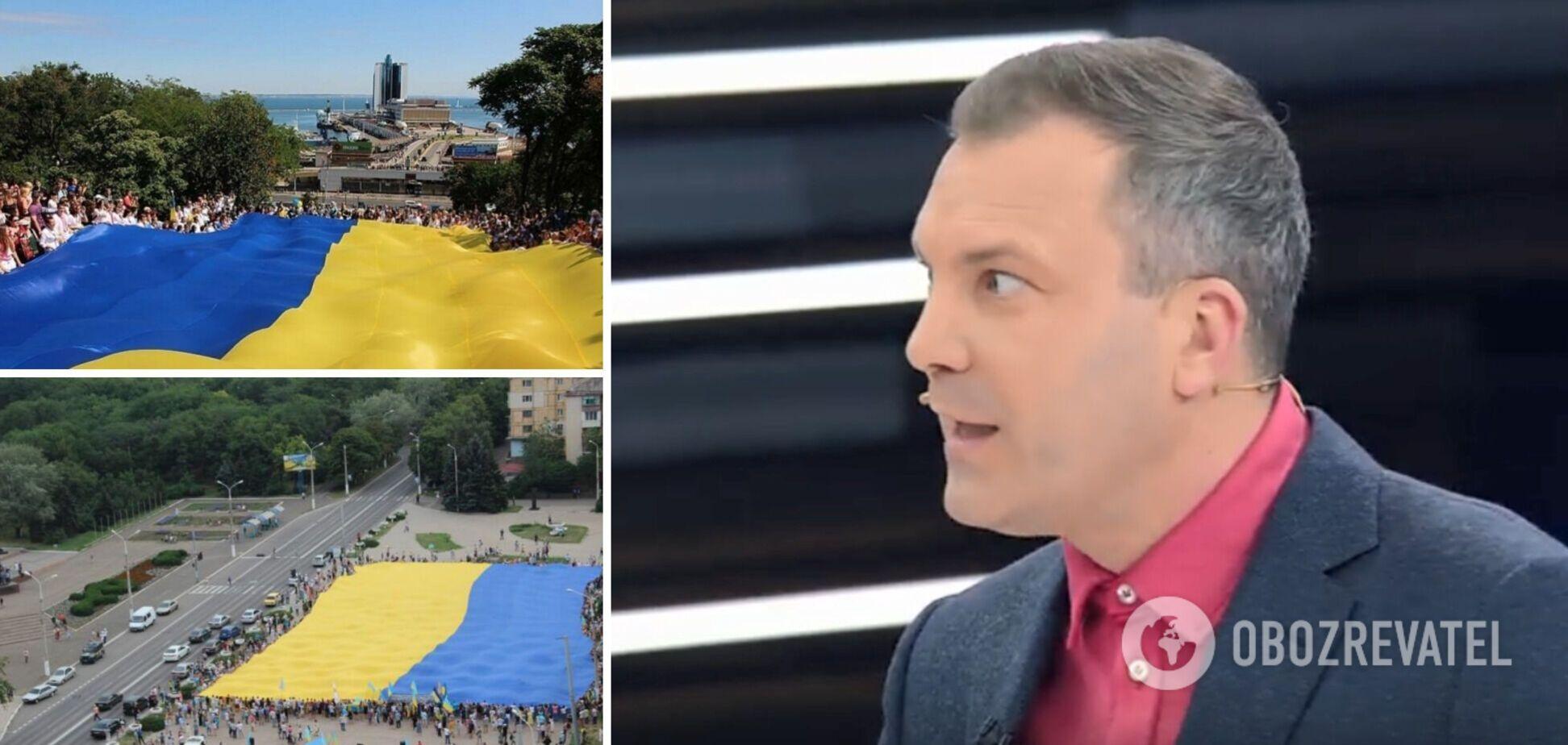Пропагандист Євген Попов