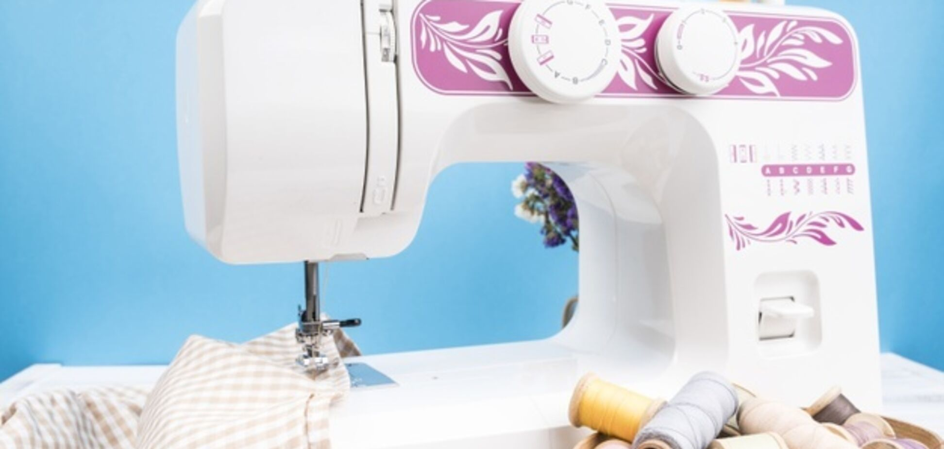Швейное оборудование: бытовое и промышленное