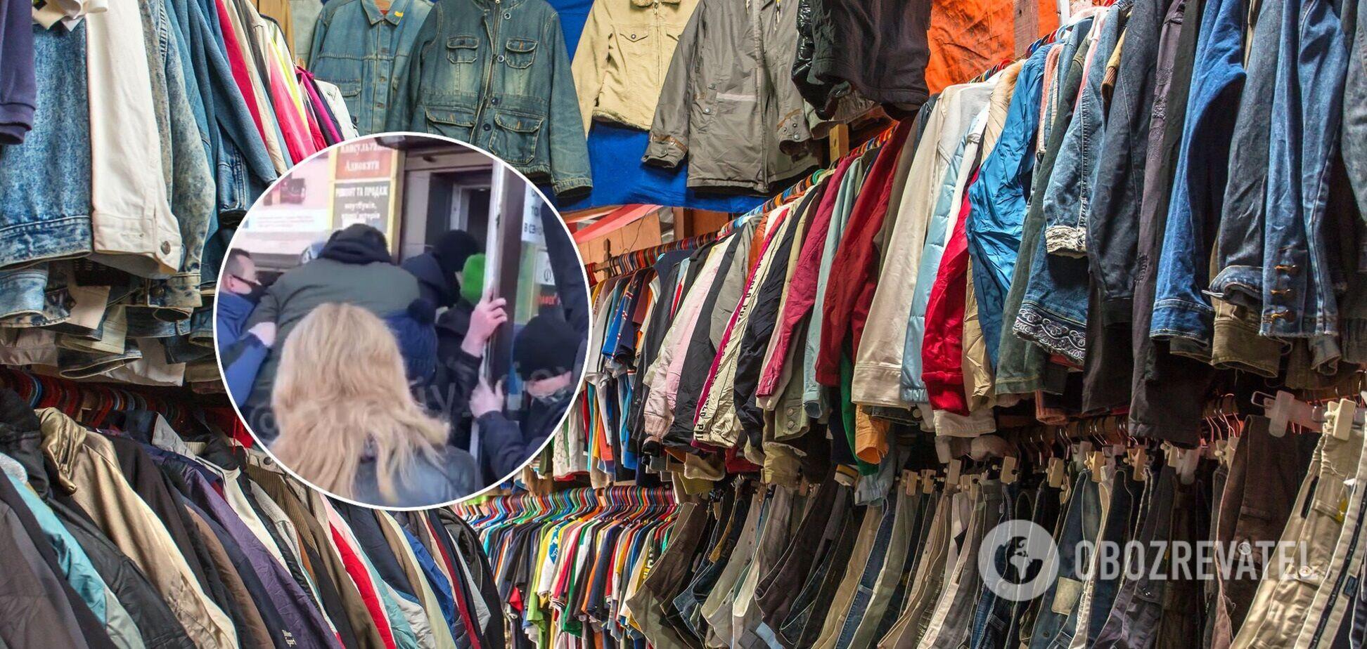 Посетители магазина игнорировали карантинные ограничения