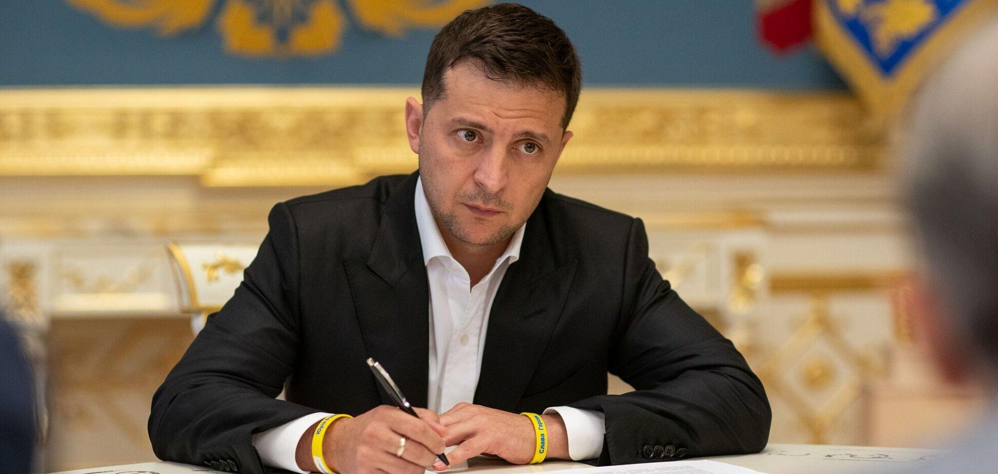 Зеленский в новом видео обратился к крупным украинским бизнесменам