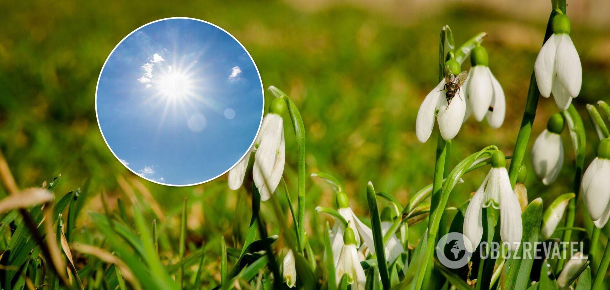 Погода в Україні 14 березня