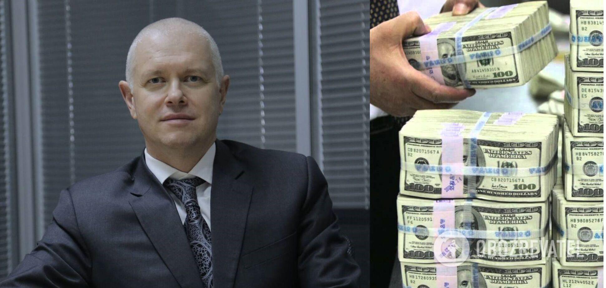 Дело ПриватБанка: суд арестовал $3 млн и активы Яценко