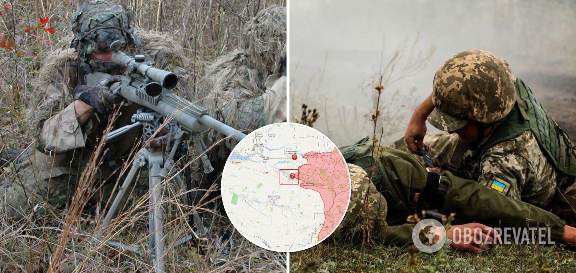 На Донбасі від кулі ворожого снайпера загинув боєць ЗСУ