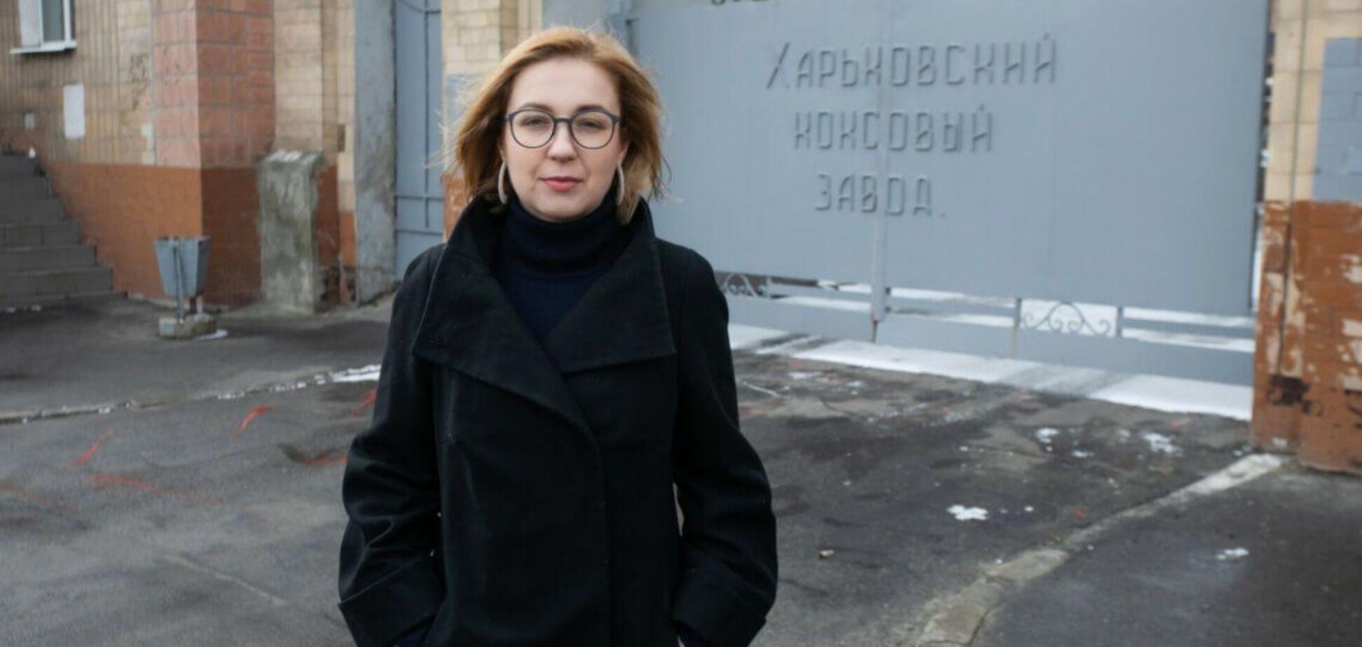 Інна Совсун, народна депутатка, заступниця голови партії «Голос»
