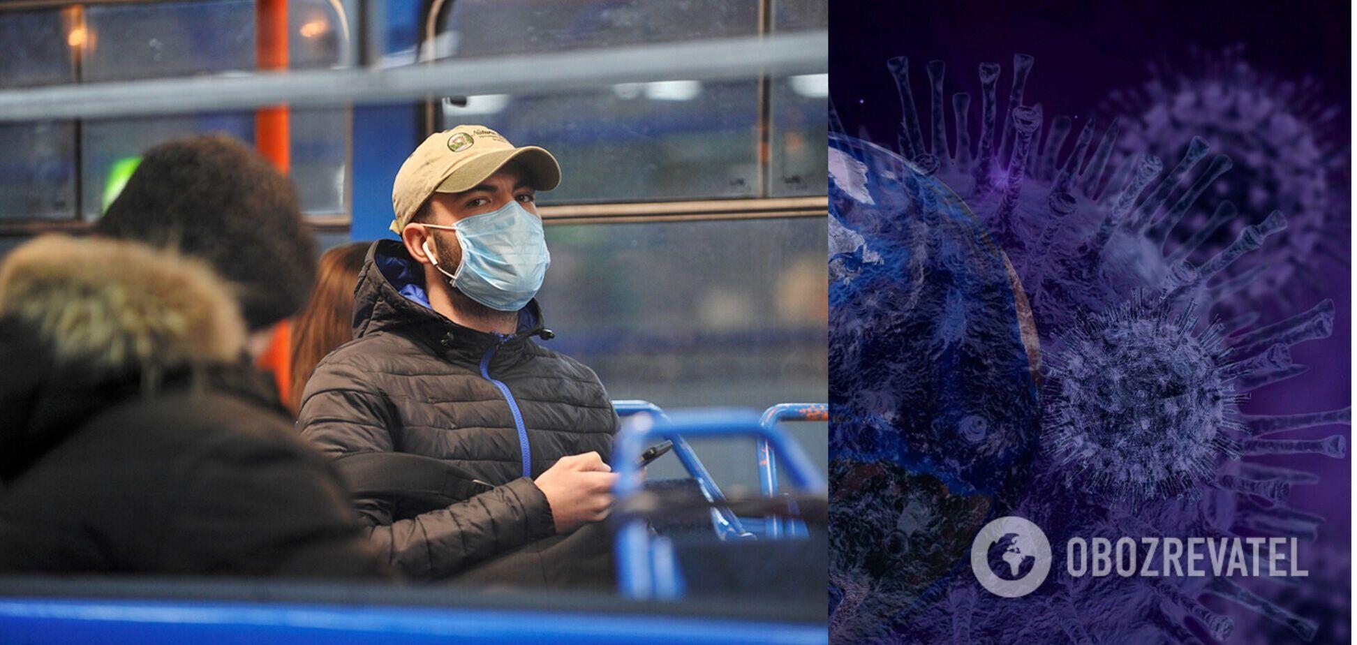 В Киеве коронавирусом за сутки заразились почти полтысячи человек