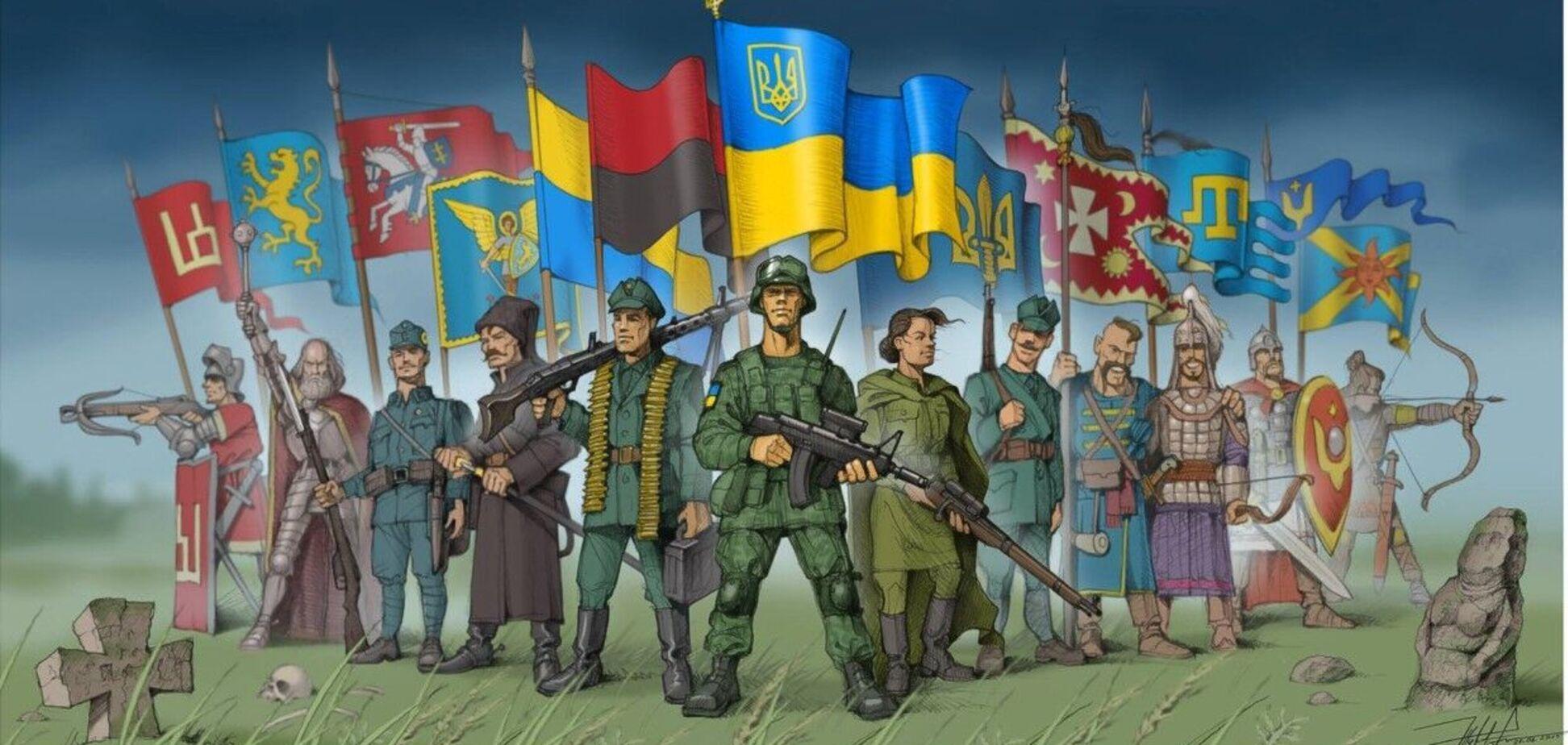 Люди-воины всегда лучше захватчиков: почему Украина престижнее, чем РФ