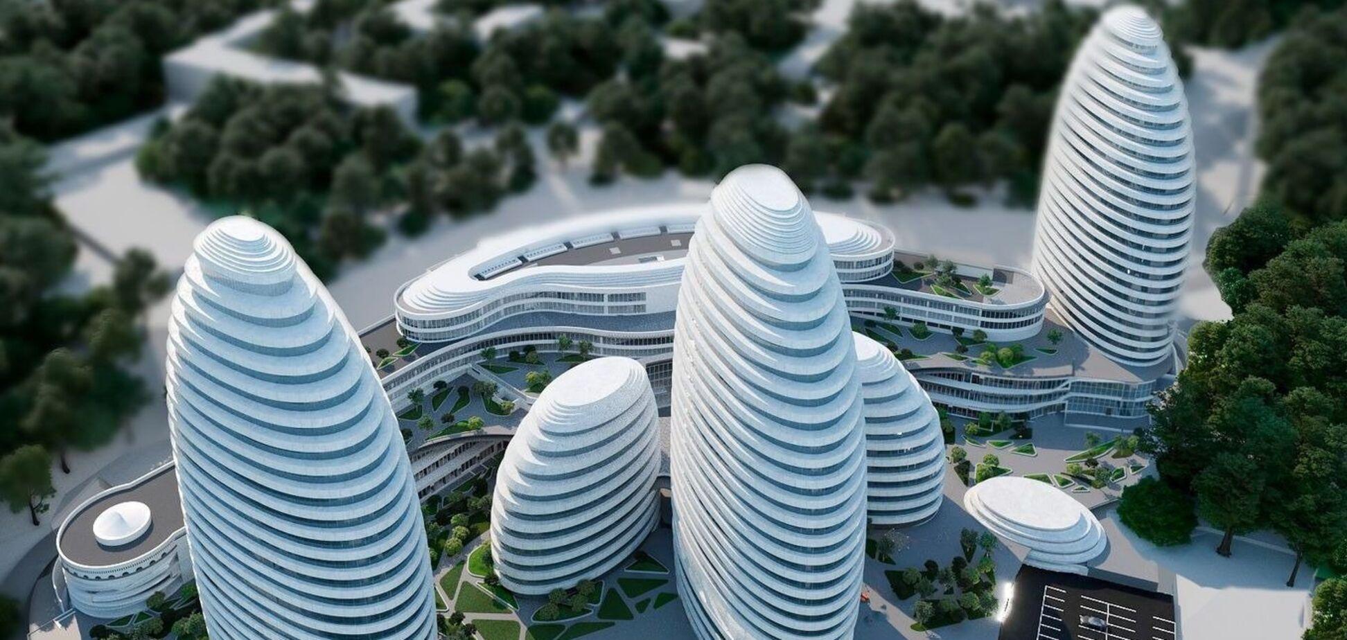 Будівництво бізнес-класу МФК Intergal City супроводжується судовими позовами