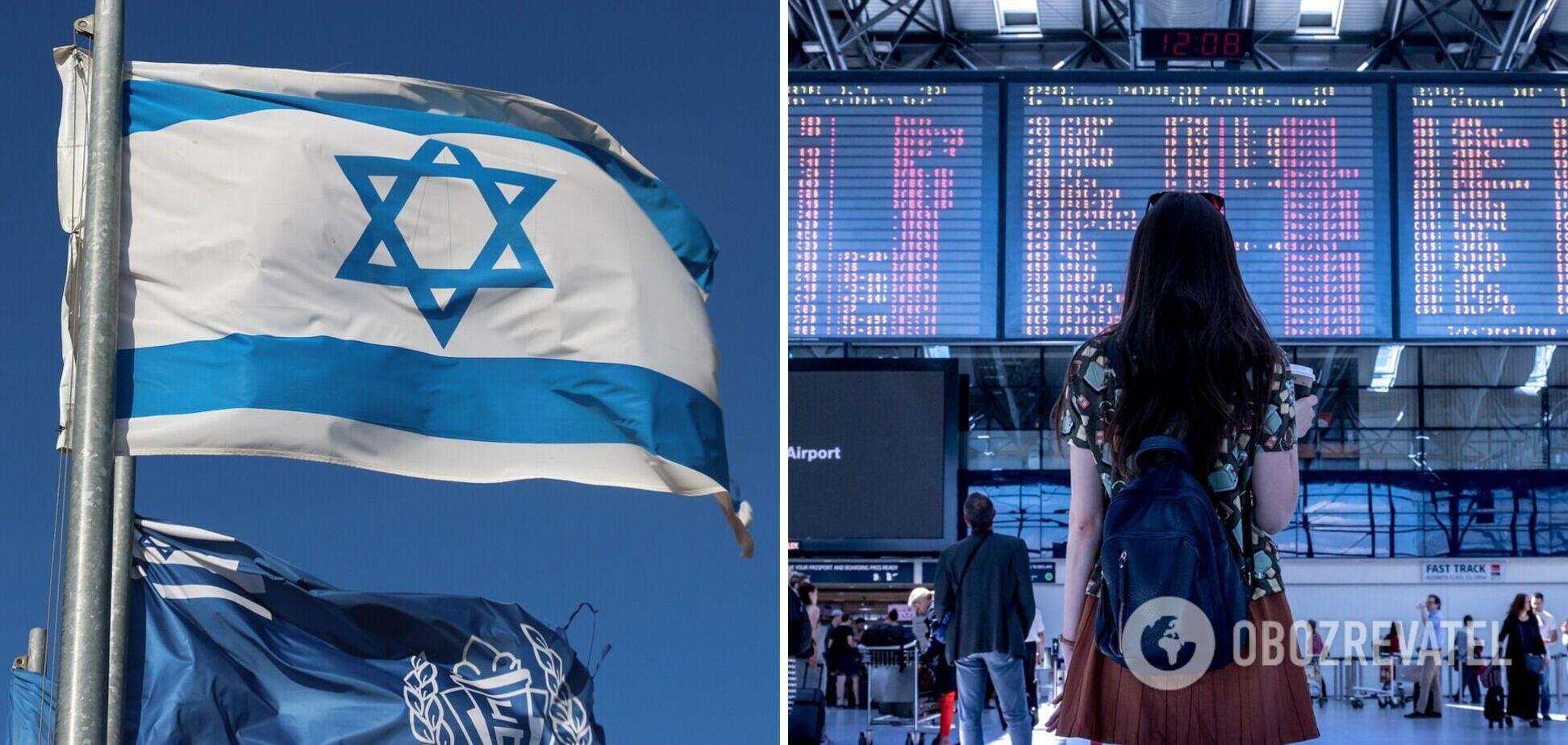 Израиль открывает авиасообщение со всеми странами